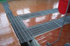 内蒙古水篦子厂,包头插接雨水篦子,格栅板水篦子