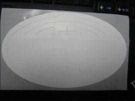 6C挡风玻璃标签_车辆管理标签