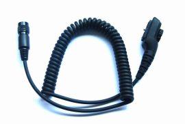 TCL SDV03/06/08执法记录仪对讲机连接线
