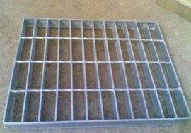 钢格板,踏步板沟盖板博安网栏