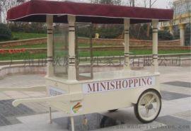 广州专业生产售货车  商业步行街售货车 园林户外售货车图片