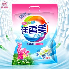 佳香美花香型洗衣粉2kg