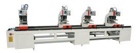 供应济南四通机械  HJ02-4500.4/4A 塑料门窗四位焊接机--塑钢门窗设备