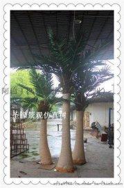 仿真椰子树直销_唐山仿真椰子树批发_仿真椰子树 室内