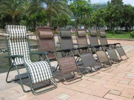 伸缩网布躺椅休闲椅(KY-6A001)