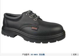 赛固SC-8821安全鞋 钢头钢底劳保鞋 防砸防穿刺安全鞋防滑耐酸碱