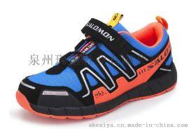 阿克希亚儿童运动鞋晋江外贸批发男鞋女鞋网鞋透气库存鞋子