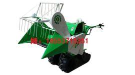 供应泥巴地专用稻谷收割机