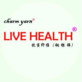 LIVEHEALTH、抗菌母粒、抗菌丝、抗菌纱线