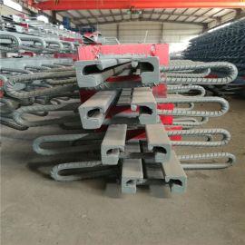 C型桥梁伸缩缝 高品质钢材 朔涵路桥专业生产