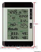 无线气象仪WH-2081信号传输距离100米可连接电脑
