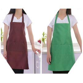 成都斯曼特厂家围裙 广告围裙印logo 义工围裙定制 背心马甲来图来样定做