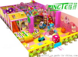 新款淘氣堡兒童樂園遊樂場室內設備配件滑梯玩具拓展廠家