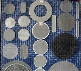 不锈钢网深加工产品 过滤圆片,过滤网