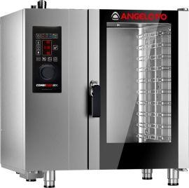 安吉洛普angelo po萬能蒸烤箱 10盤電萬能蒸烤箱 商用 電烤箱 烤箱 燒烤爐