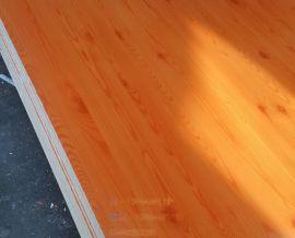 鲁丽三聚氰胺板木纹生态板