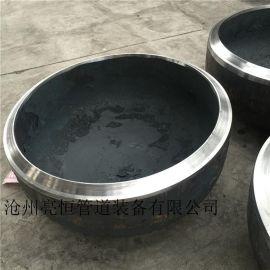 厂家直供封头 不锈钢封头 碳钢封头 大口径封头 管帽 大量现货