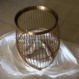 鍍金不鏽鋼茶幾 現代簡約不鏽鋼茶幾 質量穩定 美觀持久
