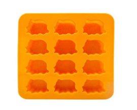 硅胶多用途大象型冰格