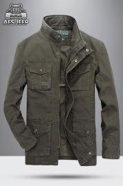 夹克 男士上装外套 古森豹2017年新款男士夹克 男装