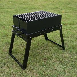 冷轧铁工艺 A826B 大号舒适折叠便携烧烤炉 家庭装
