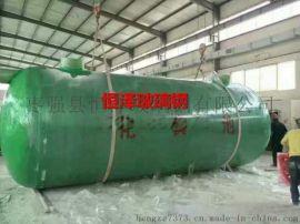 生物玻璃钢化粪池生产厂家