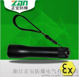 供应手提式防爆探照灯BW6100 3*3W LED光源