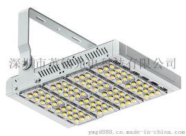 200W隧道燈 高杆高立柱圓形轉盤聚光模組LED投射投光燈50W100W150W250W300W