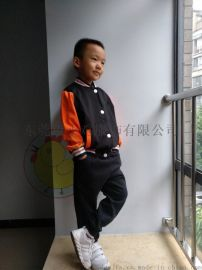Chick baby厂家专制校服套装男女童园服儿童园服两件套秋装新款时尚长袖衣裤
