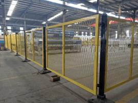 车间仓库隔离护栏 隔离网 河北展飞丝网