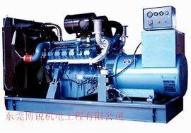韩国大宇450KW柴油发电机组 进口发电机