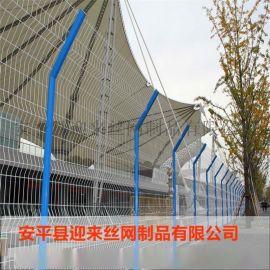 高速公路浸塑护栏网 框架护栏护栏网 浸塑护栏网