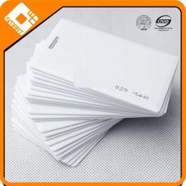 125MHZ (ISO 11784/5/6)低频 TK4100、EM4100感应卡,非接触性卡,ic 门禁卡