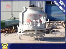 工业30t玻璃钢冷却塔 逆流玻璃钢冷却塔配件厂家