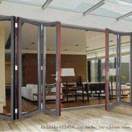法莱克门窗系列:75 重型大折叠门