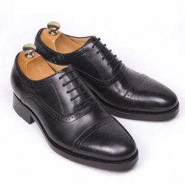 北京预约私人订制手工皮鞋,角度订制专属定做手工男鞋