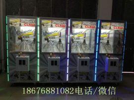 娃娃机厂家 豪华娃娃机 豪华台湾冠兴版娃娃机价格 豪华娃娃机 抓娃娃机价格 抓公仔游戏机  大型游戏机厂家  娃娃机厂家