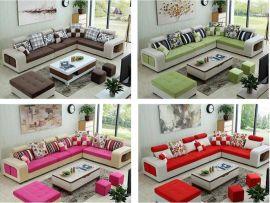 顺德家具沙发厂批发转角沙发组合沙发 客厅沙发