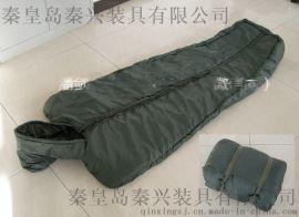 军绿棉睡袋