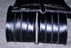 后期堵漏补救可卸式橡胶止水带