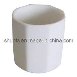 美耐皿磁白茶杯(密胺/科學瓷/仿瓷杯)