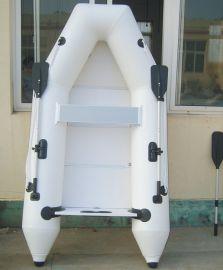 橡皮艇青岛海之蓝270F硬底钓鱼船