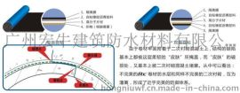 MAC高分子自粘橡胶复合防水卷材