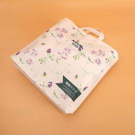 諸城無紡布購物袋送禮包裝加印LOGO廣告袋圖案可定制