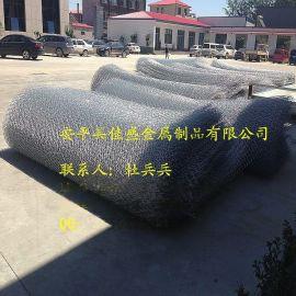 護坡格賓網墊格賓網石籠護坡鋁鋅合金生產廠家