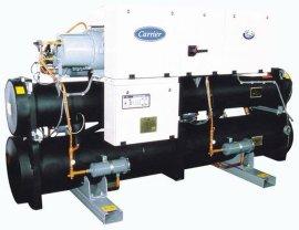 上海家用(商用)中央空調售前售後服務中心開利螺杆式水源熱泵機組