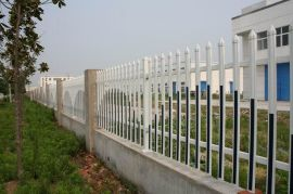 西安卖交通市政护栏锌钢护栏京式护栏小区护栏PVC塑钢护栏有现货价格优