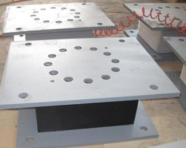 JPZ(KZ)橡胶抗震橡胶盆式支座GJZ/GYZ橡胶支座更换厂家