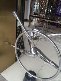 诺亚生产不锈钢非标定制艺术摆件、异型定制艺术制品