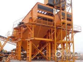 选煤、选矿用高效率圆振动筛设备,厂家直销